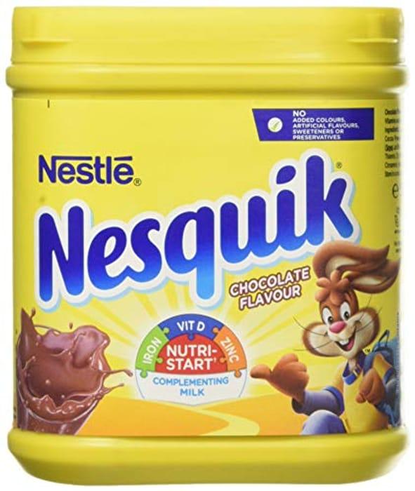 Nesquik Chocolate Flavour Milkshake Powder, 500g