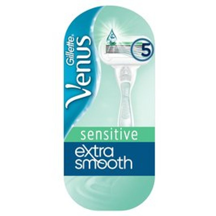 CHEAP! Gillette Venus Extra Smooth Sensitive Razor