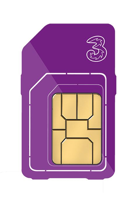 Three Sim Only Deal - Unlimited EVERYTHING - £7p/m After Cashback!
