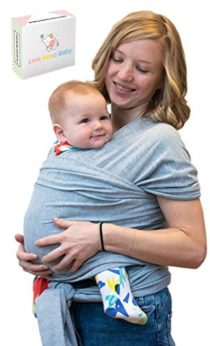 Half Price: Baby Carrier Wrap