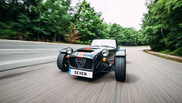 Caterham Seven Driving Blast for One Person £4 with Code at Red Letter Days