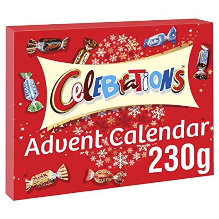 Celebrations Giant Chocolate Advent Calendar 2020