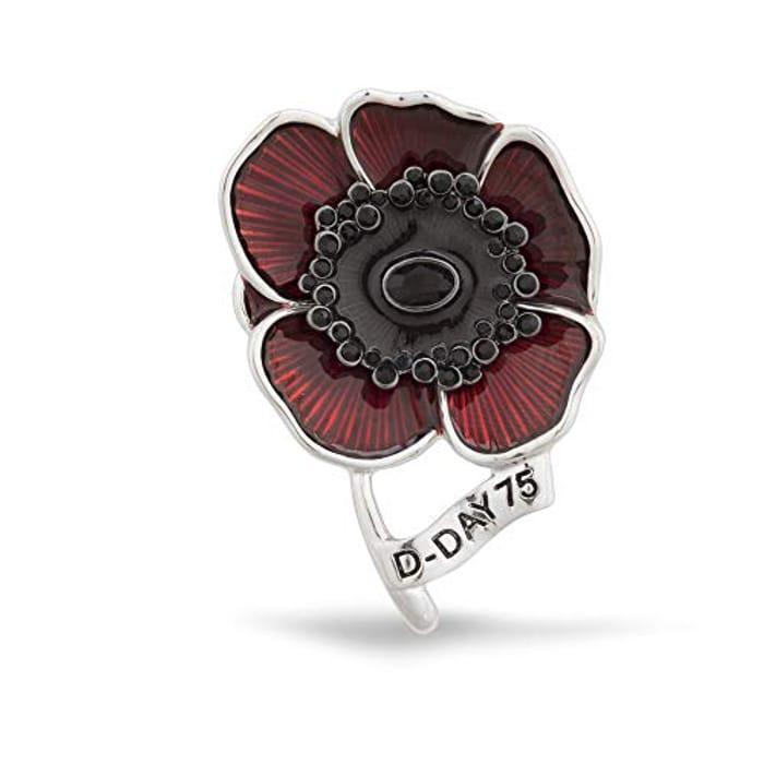 The Royal British Legion D-Day 75 Women's Brooch
