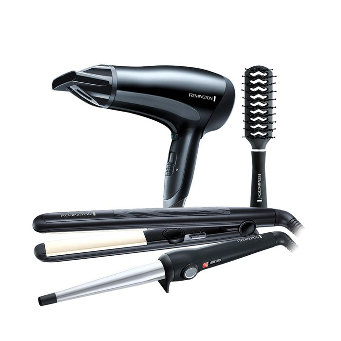 Best Price! Remington - Triple Haircare Gift Set S3500GP