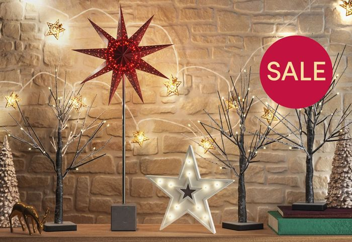 Sale on Christmas Lighting at Wayfair