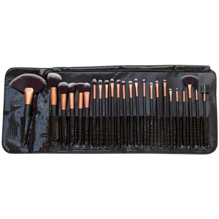 Rio Professional 24 Piece Cosmetic Make-up Brush Set