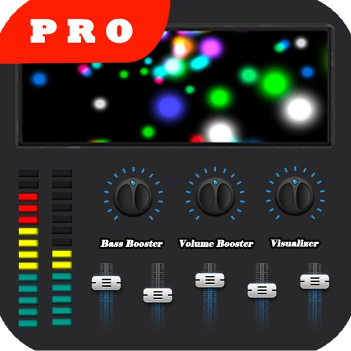 Equalizer Bass Booster Pro - Usually £1.89