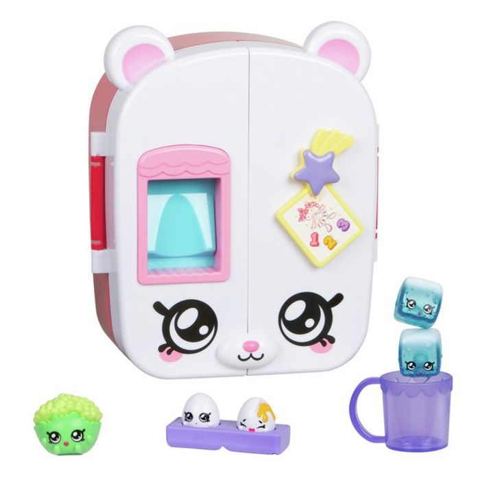 Kindi Kids Kindi Kids Beat Petkin Refrigerator and Shopkins