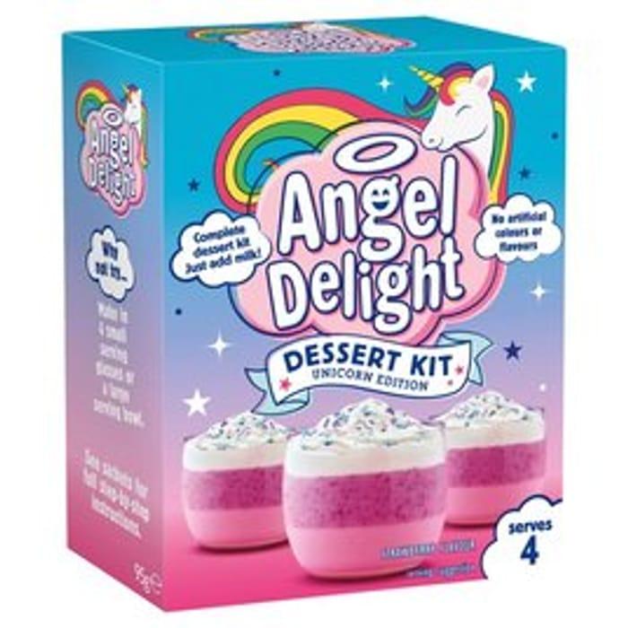 Angel Delight Unicorn Strawberry Kit 95g