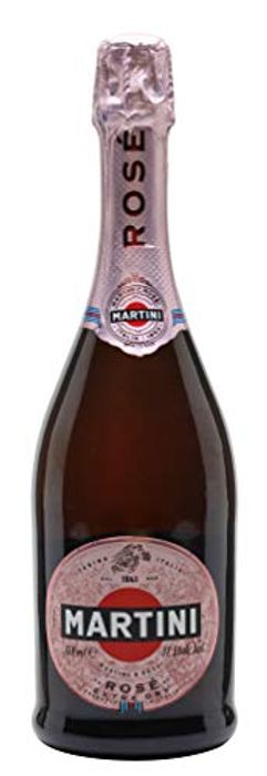 Martini Sparkling Rose Wine, 750ml (Packaging May Vary) - Only £5.50!