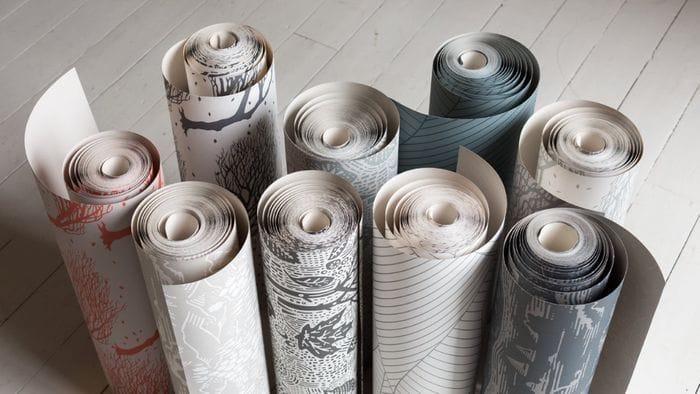 4 Free Wallpaper Samples.