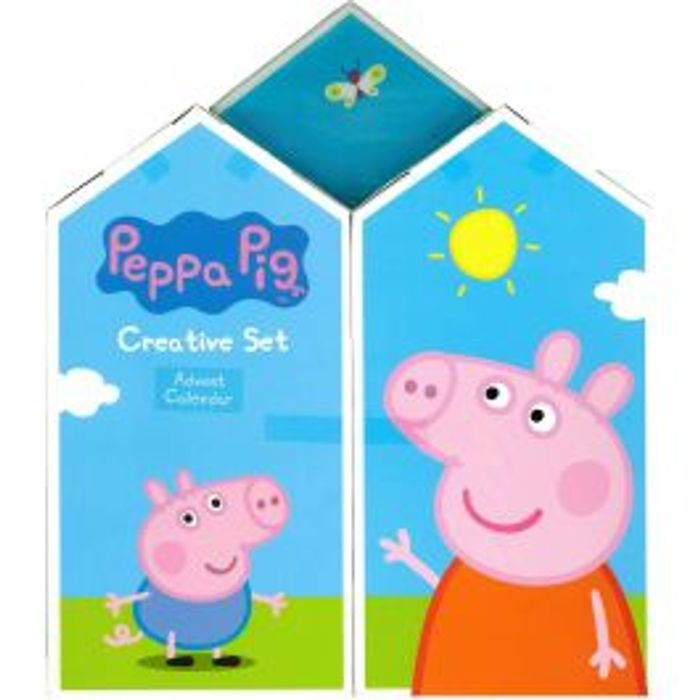 Peppa Pig Christmas Advent Calendar - Only £8.99!