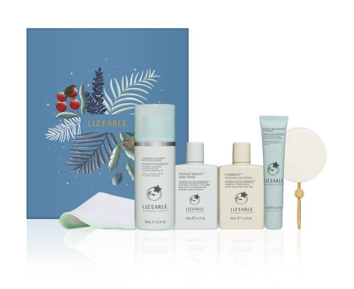 Liz Earle Brighter Every Day Collection Christmas Kit