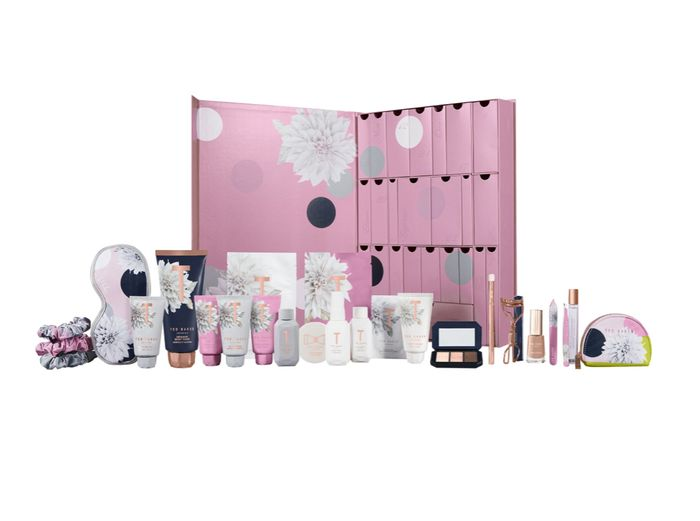 SAVE UP To 1/2 Price on Ted Baker Ladies House of Blooms Advent Calendar