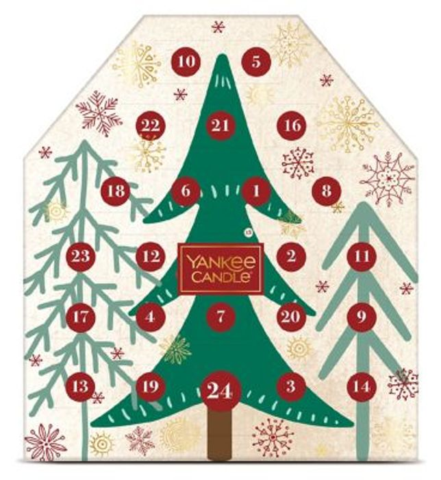 Best Price! Yankee Candle Advent Calendar :Save £5