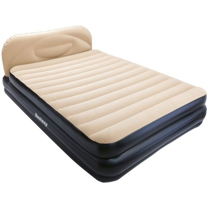 Bestway Soft Back Elevated Air Bed - King - Only £40!