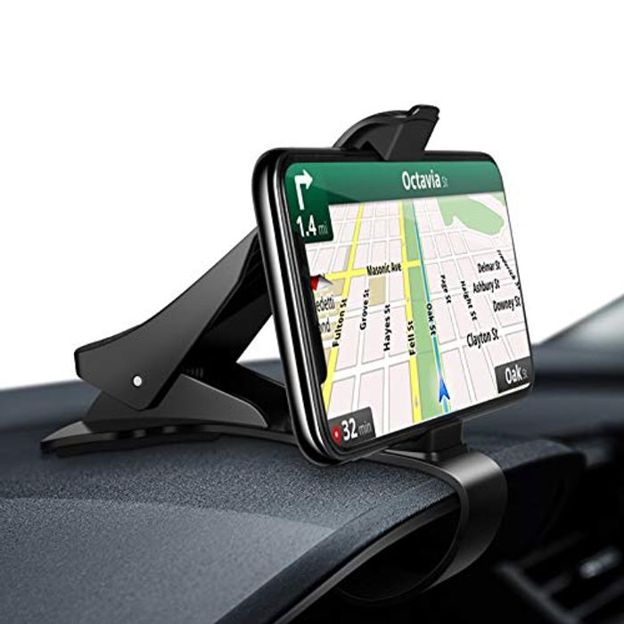 Universal Dashboard Car Phone Mount Holder