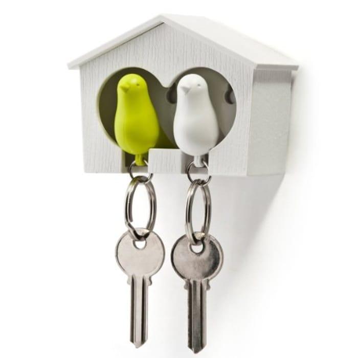 Sparrow Double Key Holder