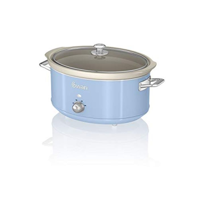 BEST EVER PRICE Swan 6.5 Litre Retro Slow Cooker