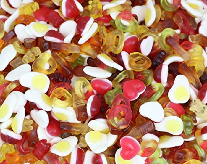 Jelly Sweet Mix 1kg - Only £5.49!