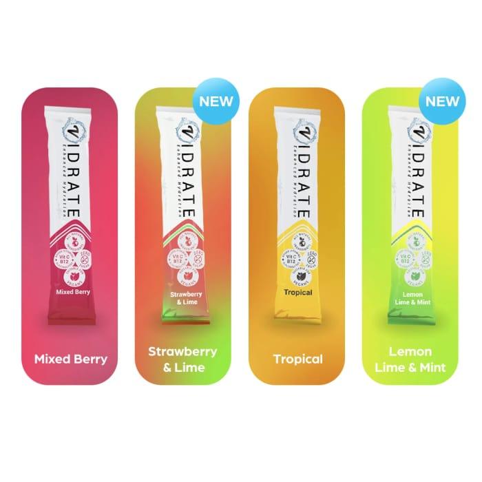 ViDrate Taster Pack