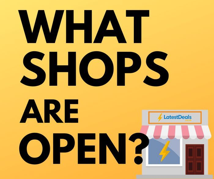 What Shops Are Open In The English Lockdown?