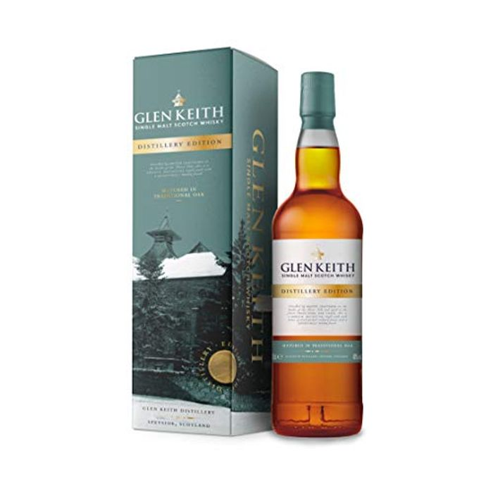 BEST EVER PRICE Glen Keith Distillery Edition Single Malt Scotch Whisky, 70cl