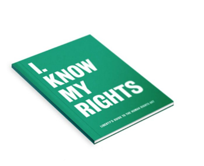 Claim Your Free Pocket Size Human Rights Guide