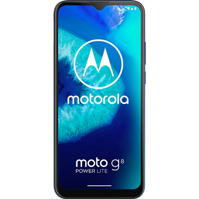 Save £50 - Motorola G8 Power Lite SmartPhone with 3 Day Battery - £99