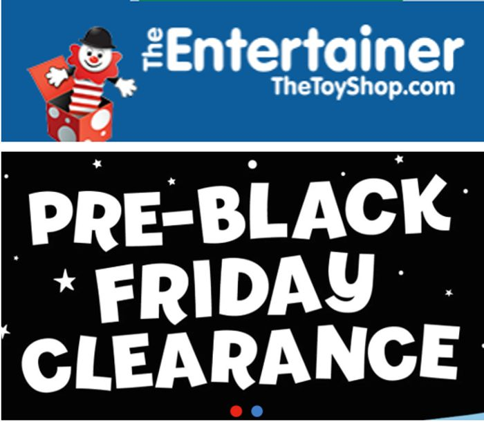 Best Price! TOY CLEARANCE - The Entertainer - 600+ TOYS TO CLEAR