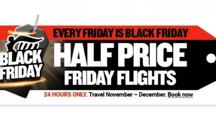A Month of Black Friday Deals!