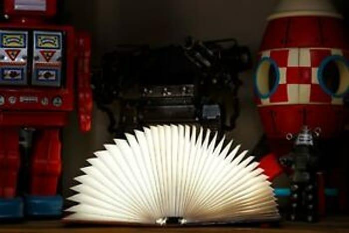 Book Bedside Light