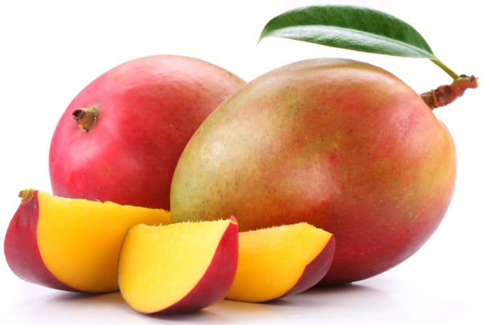 Mangos, Avocados, Grapefruits and Persimmons