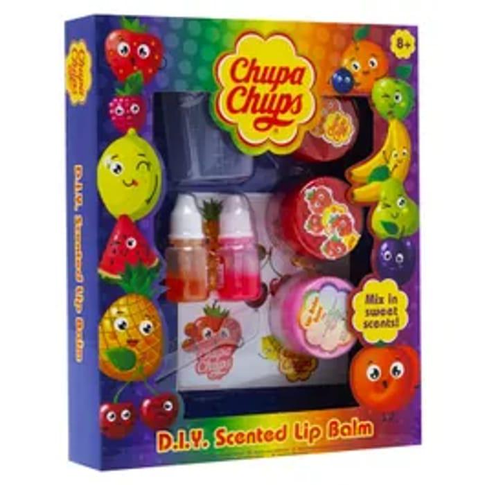 Chupa Chups Make Your Own Lip Balms