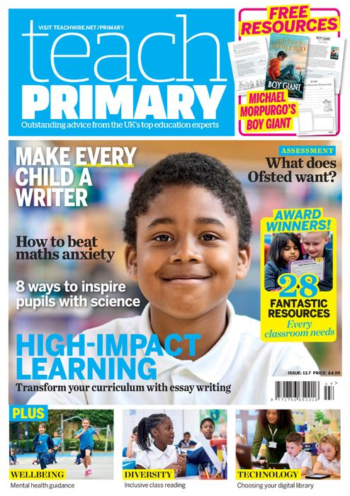 Free Copy of Teach Magazine