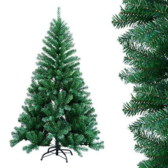 5ft Christmas Tree with Metal Stand (Free Del)