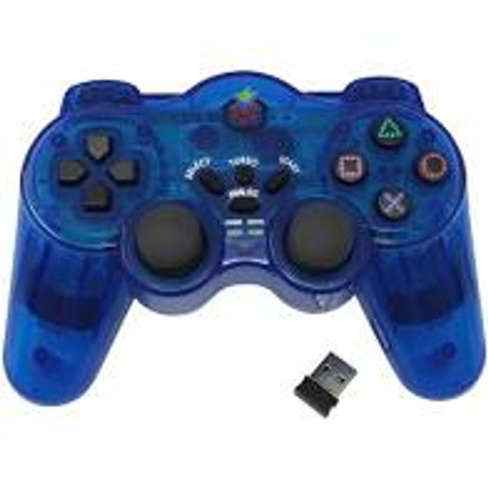 1 or 2 PS4 Compatible Wireless Game Controllers - 3 Colours
