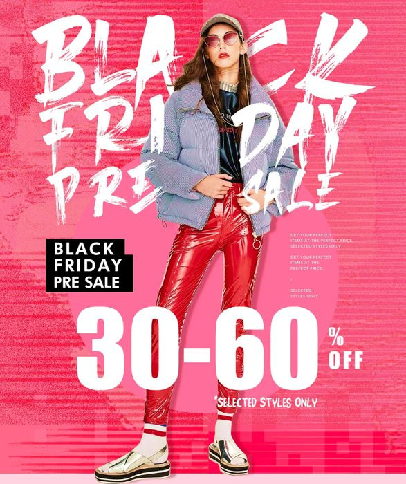 Rome Pre Black Friday Sale. up to 60% Off