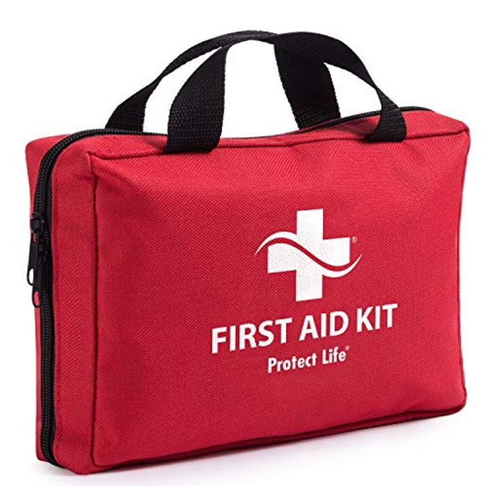 Deal Stack! First Aid Kit - 200 Piece