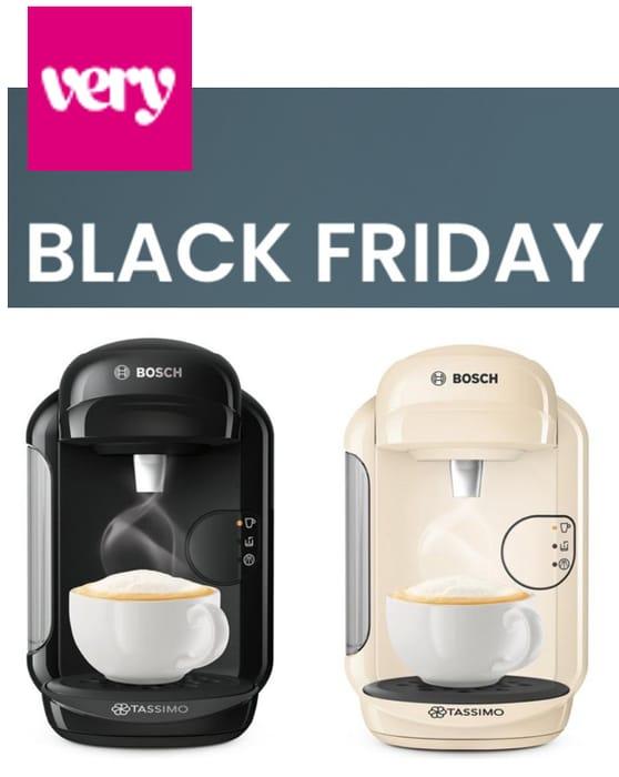 Cheap Bosch Tassimo Vivy Coffee Machine Only £28.99!