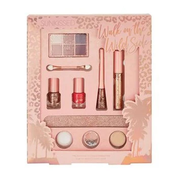 Sunkissed Walk on the Wild Side Gift Set