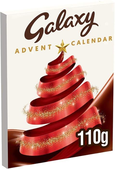 Galaxy Chocolate Advent Calendar