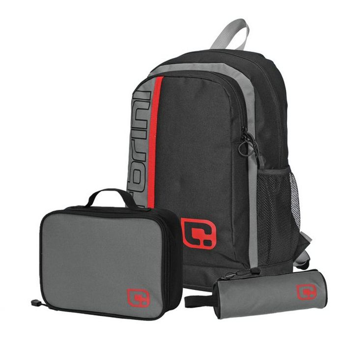 Carbrini Hacker 3 in 1 19L Backpack - Other styles reduced in Carbrini range