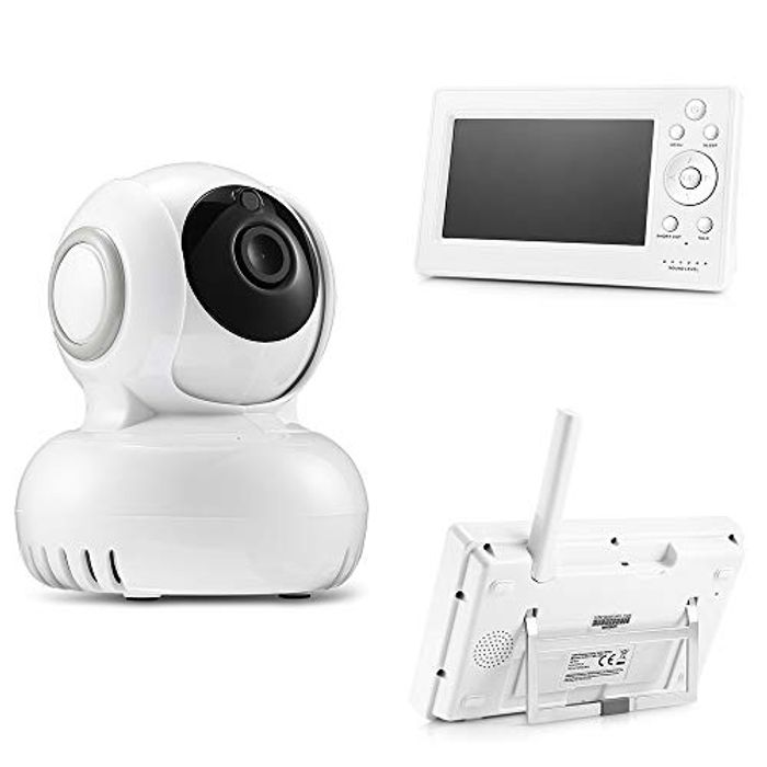 Deal Stack! Baby Monitor with Camera 720p HD Reolustion