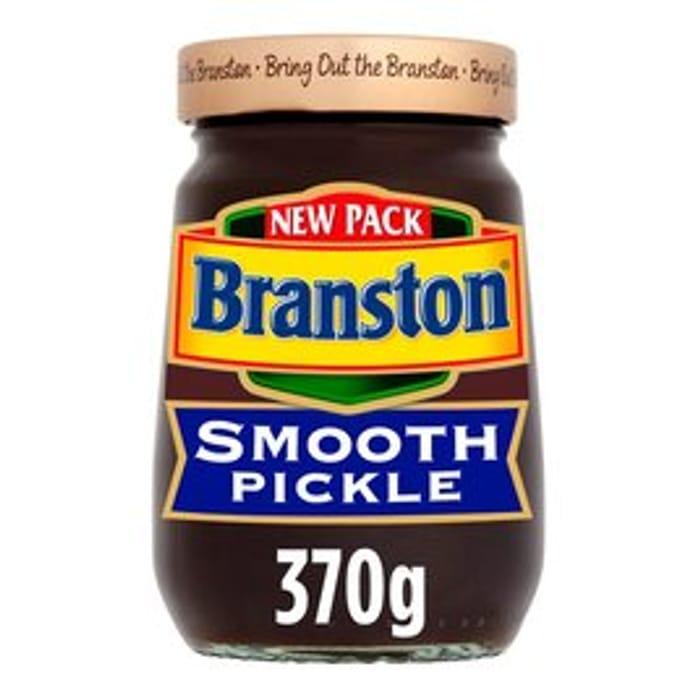 Branston Smooth Pickle 370G 370g