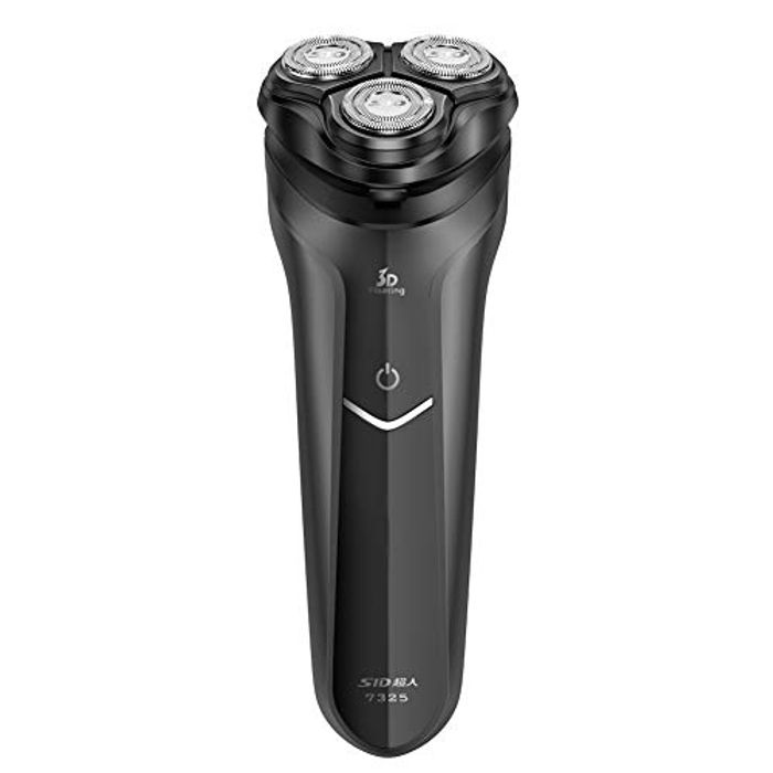 Save 55%! Cordless Rotary Shavers for Men
