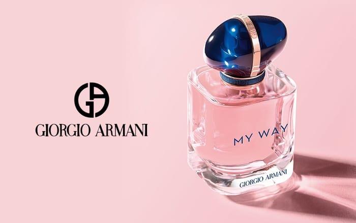 Get Giorgio Armani Perfume Sample