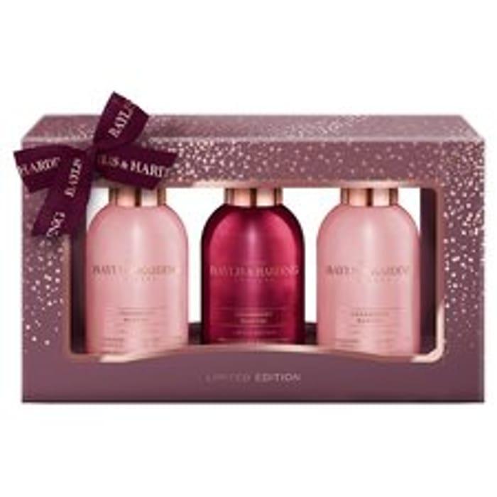 Baylis & Harding Cranberry Martini Trio Gift Set