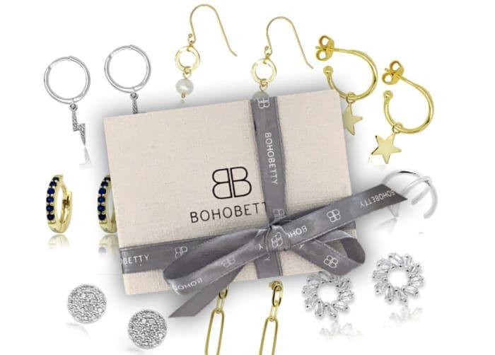 Boho Betty   Free Earrings Gift Box with Orders