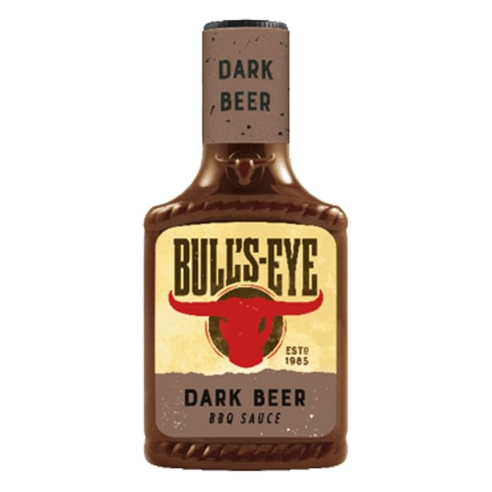 Best Price! Bull's-Eye Dark Beer Bbq Sauce 300ml